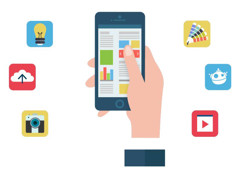 بهترین شرکت طراحی اپلیکیشن موبایل در یزد