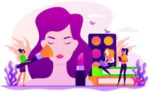 طراحی اپلیکیشن خدمات زیبایی