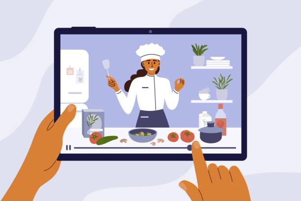 طراحی سایت غذایی